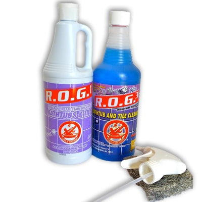 ROG3 KIT 1 Bathtub And Shower Cleaner